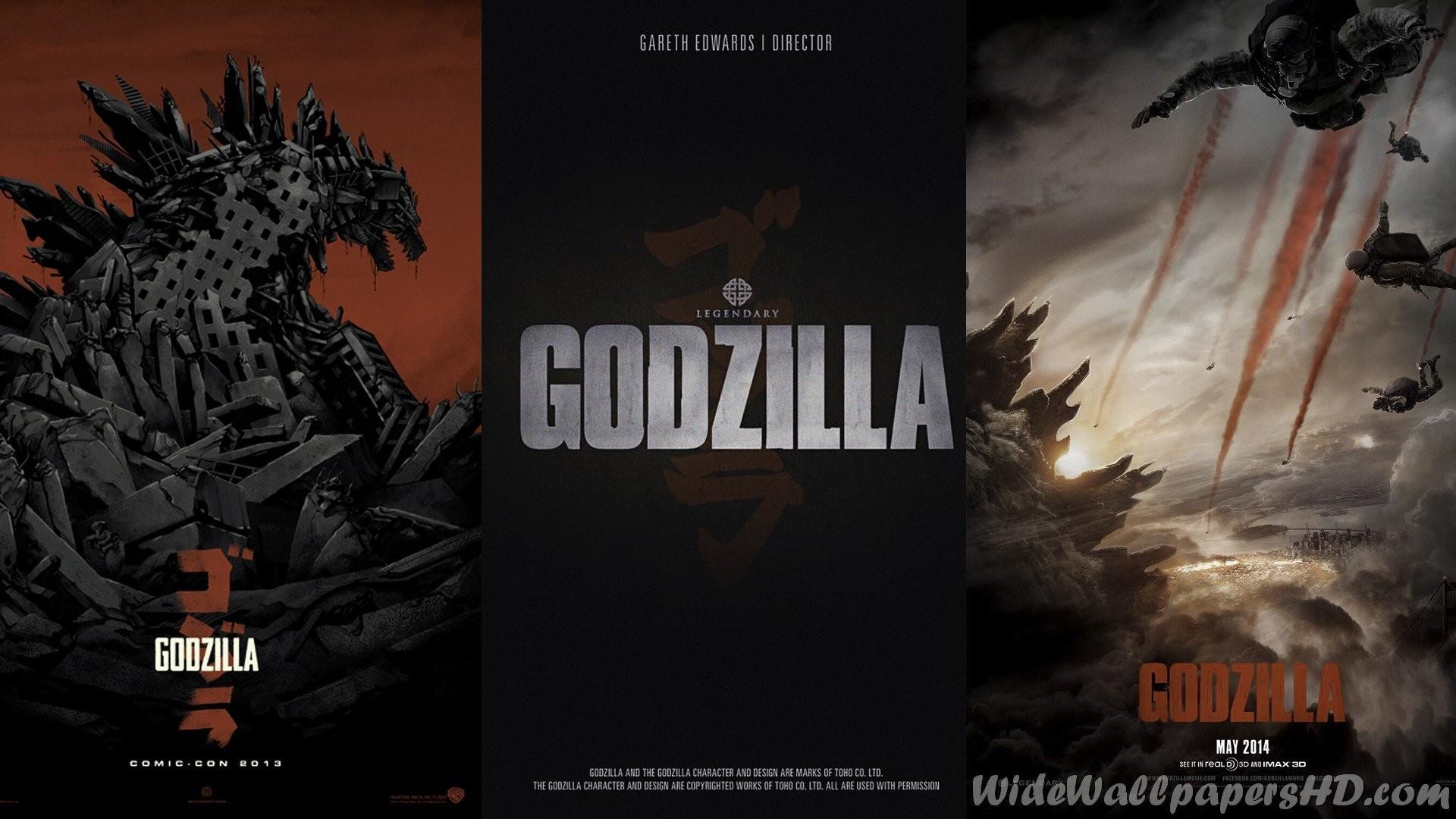 Godzilla 2014 894647