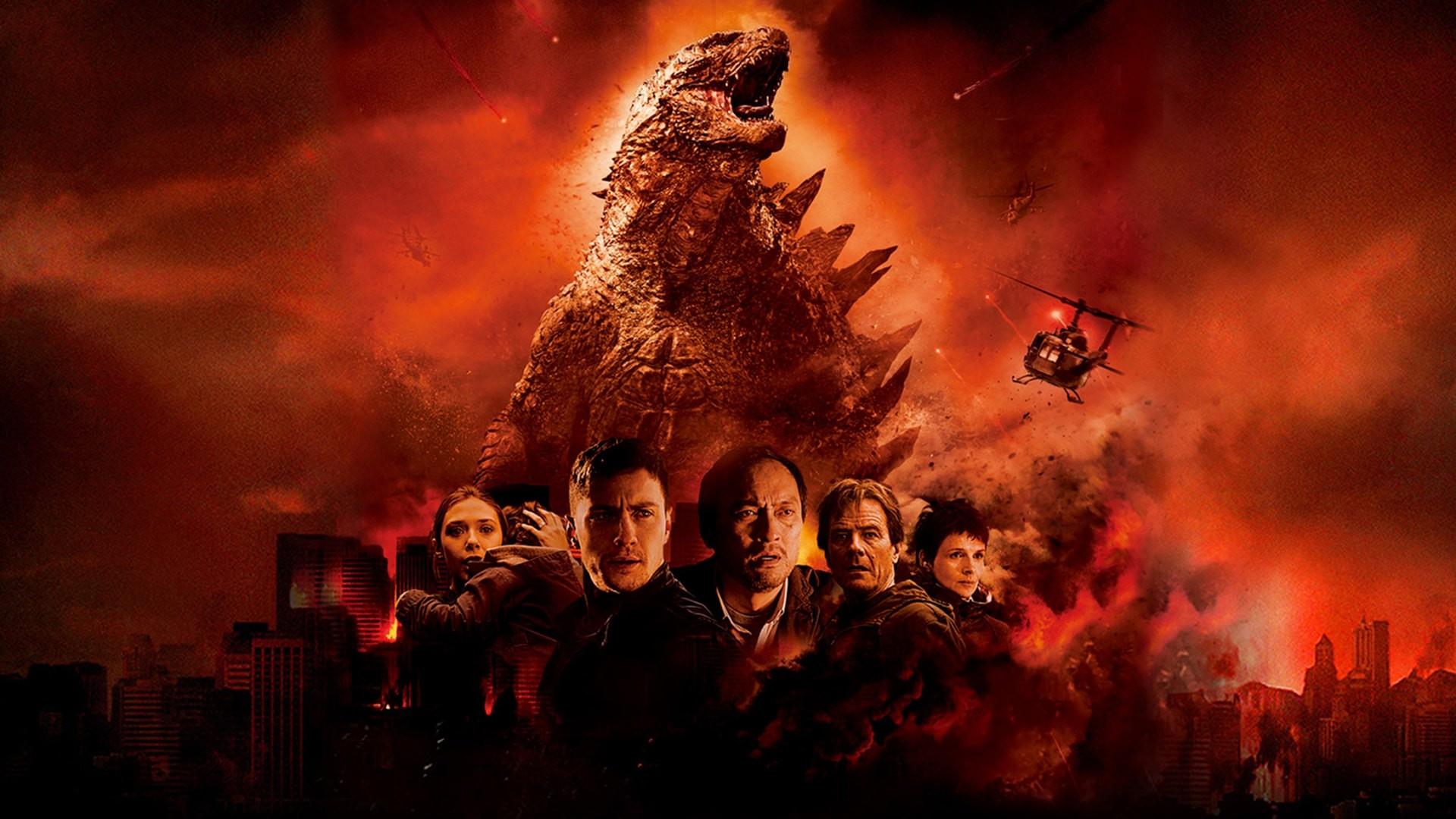 Godzilla 2014 Wallpaper