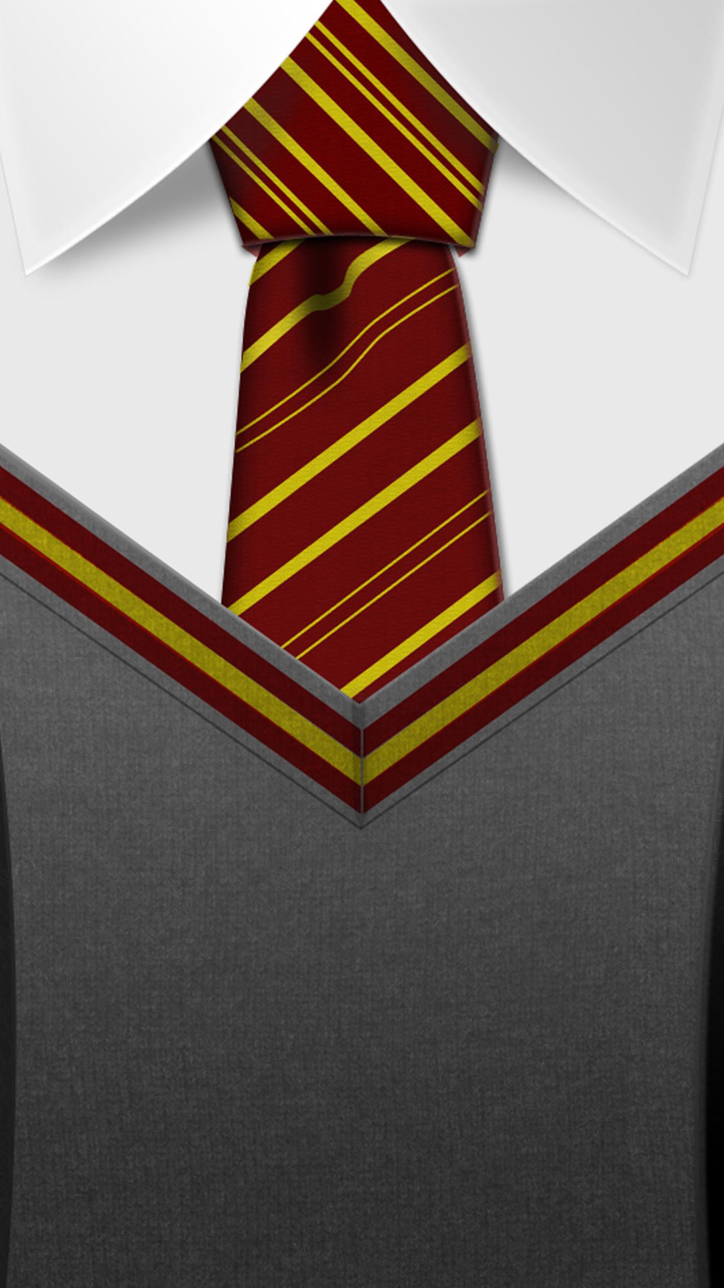Harry Potter gryffindor tie LG G3 Wallpapers