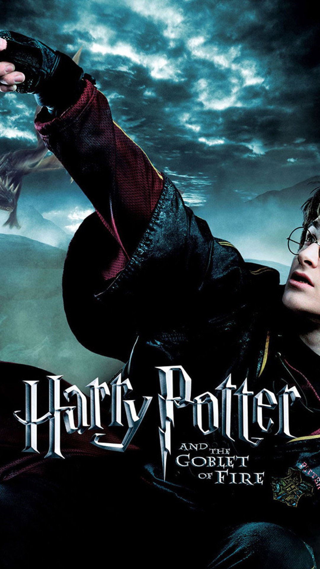Harry Potter 04 Wallpapers for Galaxy S5