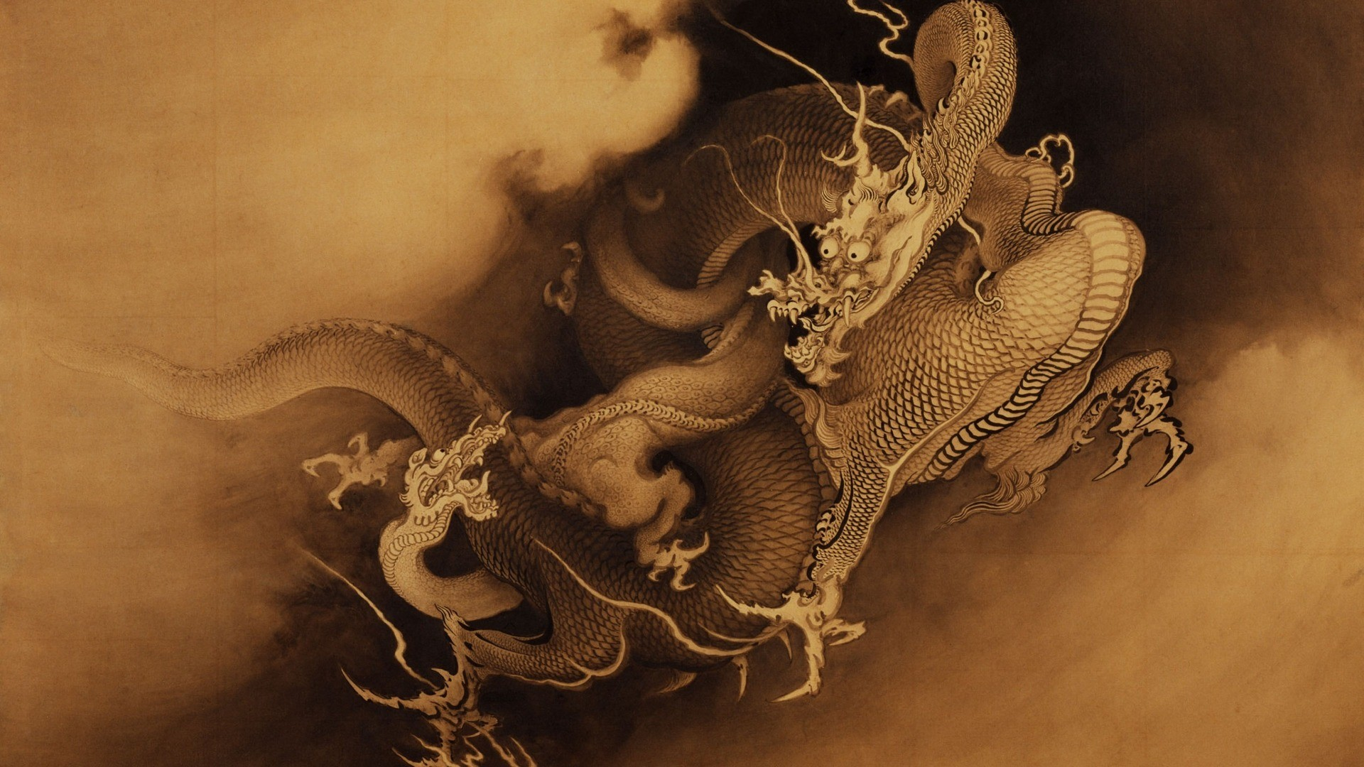 Japanese Dragon Wallpapers (60 Wallpapers)