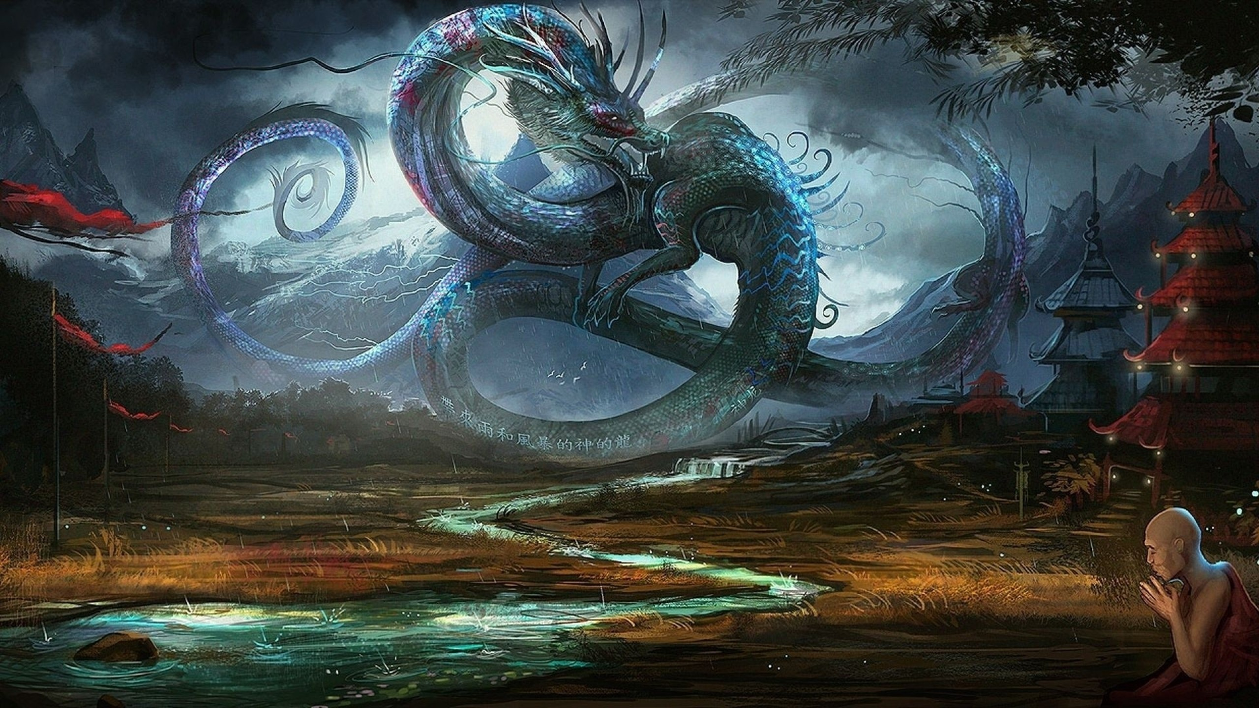 free wallpapers for desktop   Background 3d Wallpaper #188   HD Wallpaper &  Desktop Backgrounds   wallpaper   Pinterest   Blue dragon, Dragons and  Wallpaper