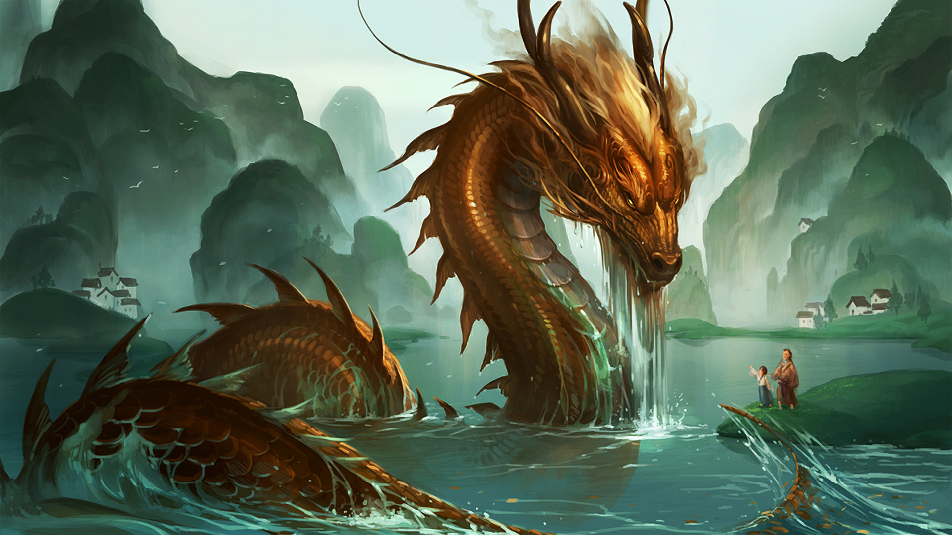 chinese dragon wallpaper – HľadaÅ¥ Googlom