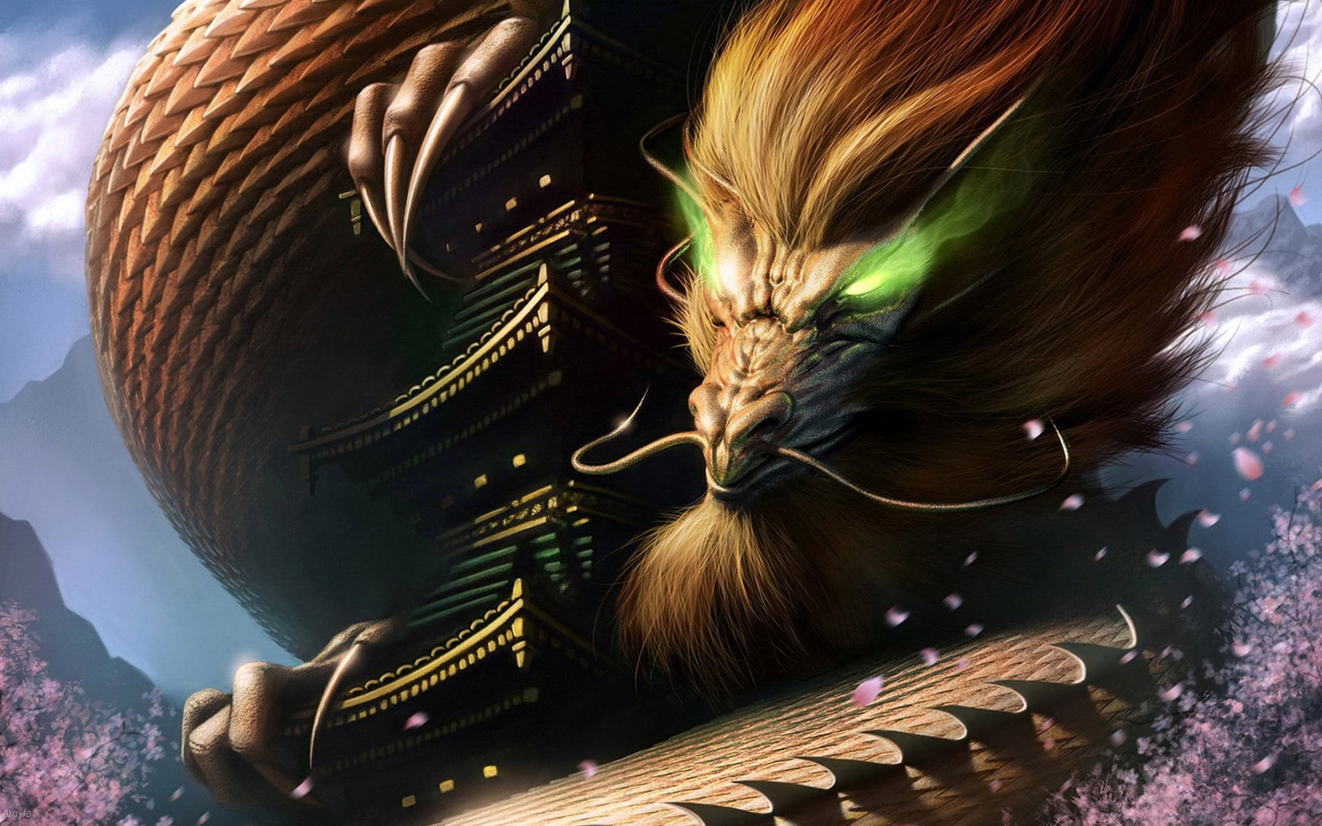 Chinese Dragon   Download Ancient Chinese dragon Wallpaper in high  resolution for free .