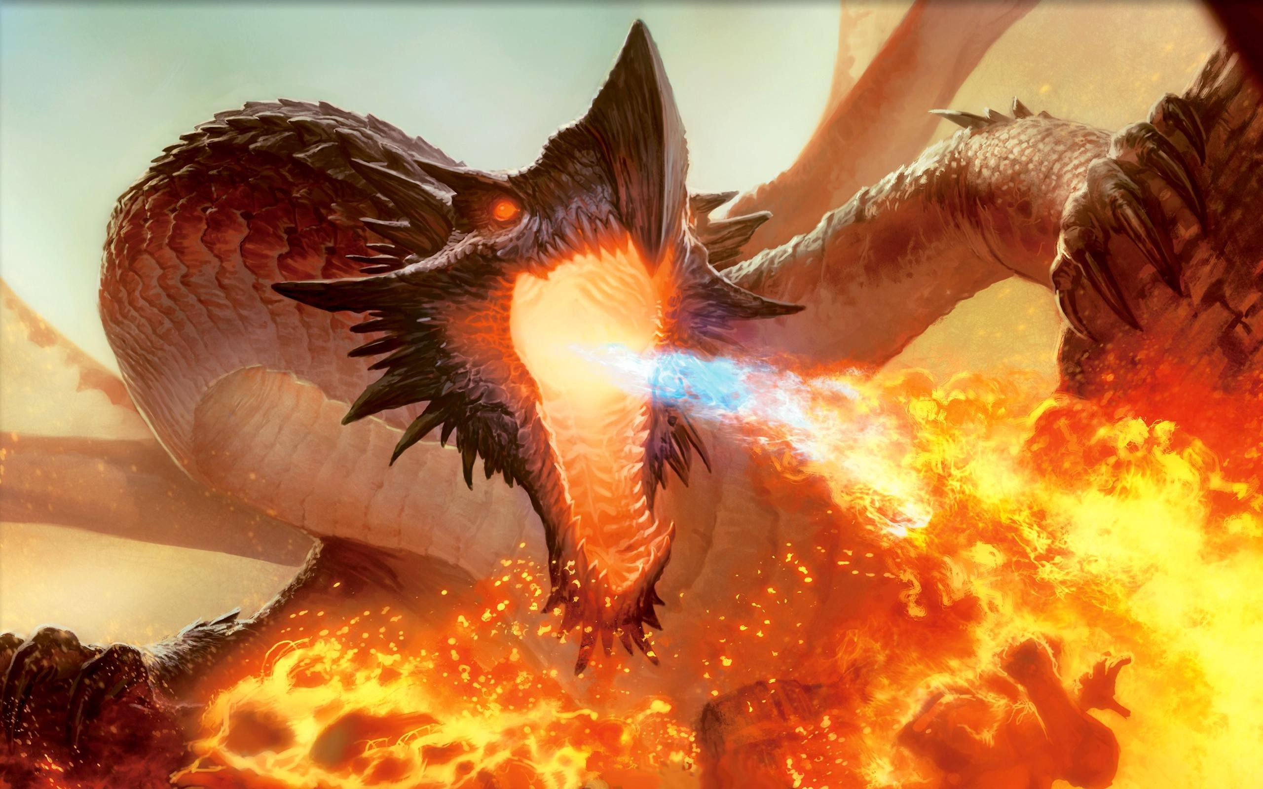 Related Wallpapers from Japanese Wallpaper. Fire breathing Dragon