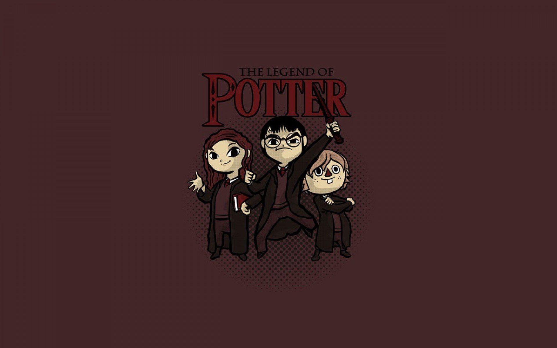 Download Cute Harry Potter Wallpaper