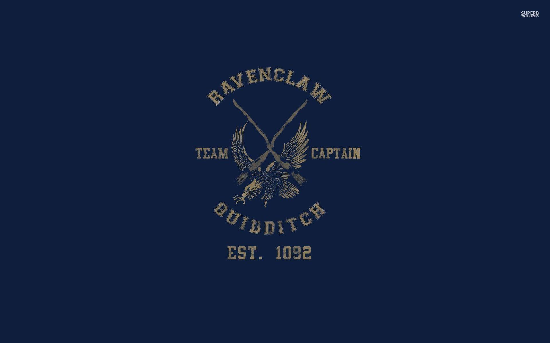 Ravenclaw Quidditch team – Harry Potter wallpaper – Vector .