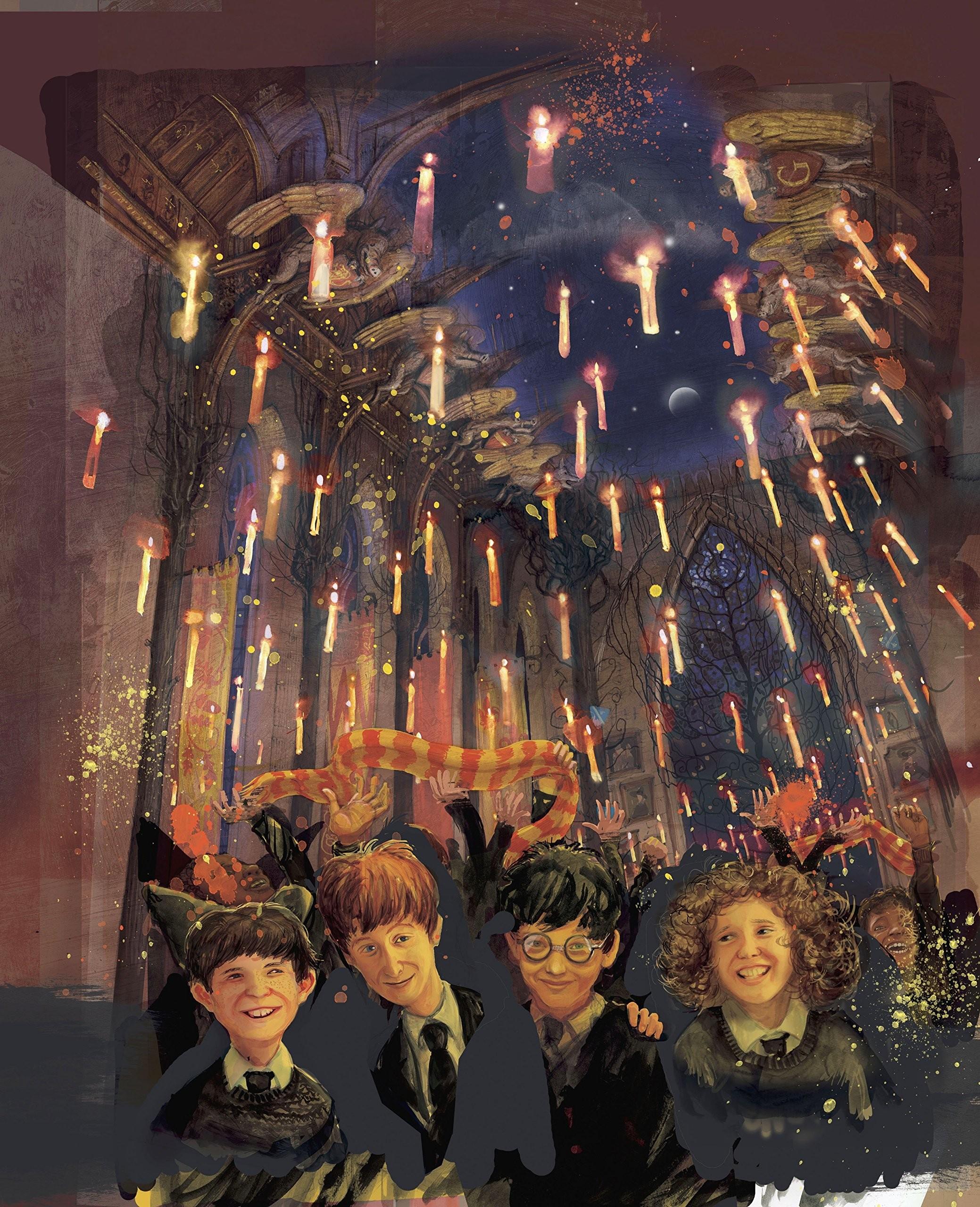 Harry Potter e a Pedra Filosofal: J.K. Rowling, Jim Kay, Lia Wyler: Amazon