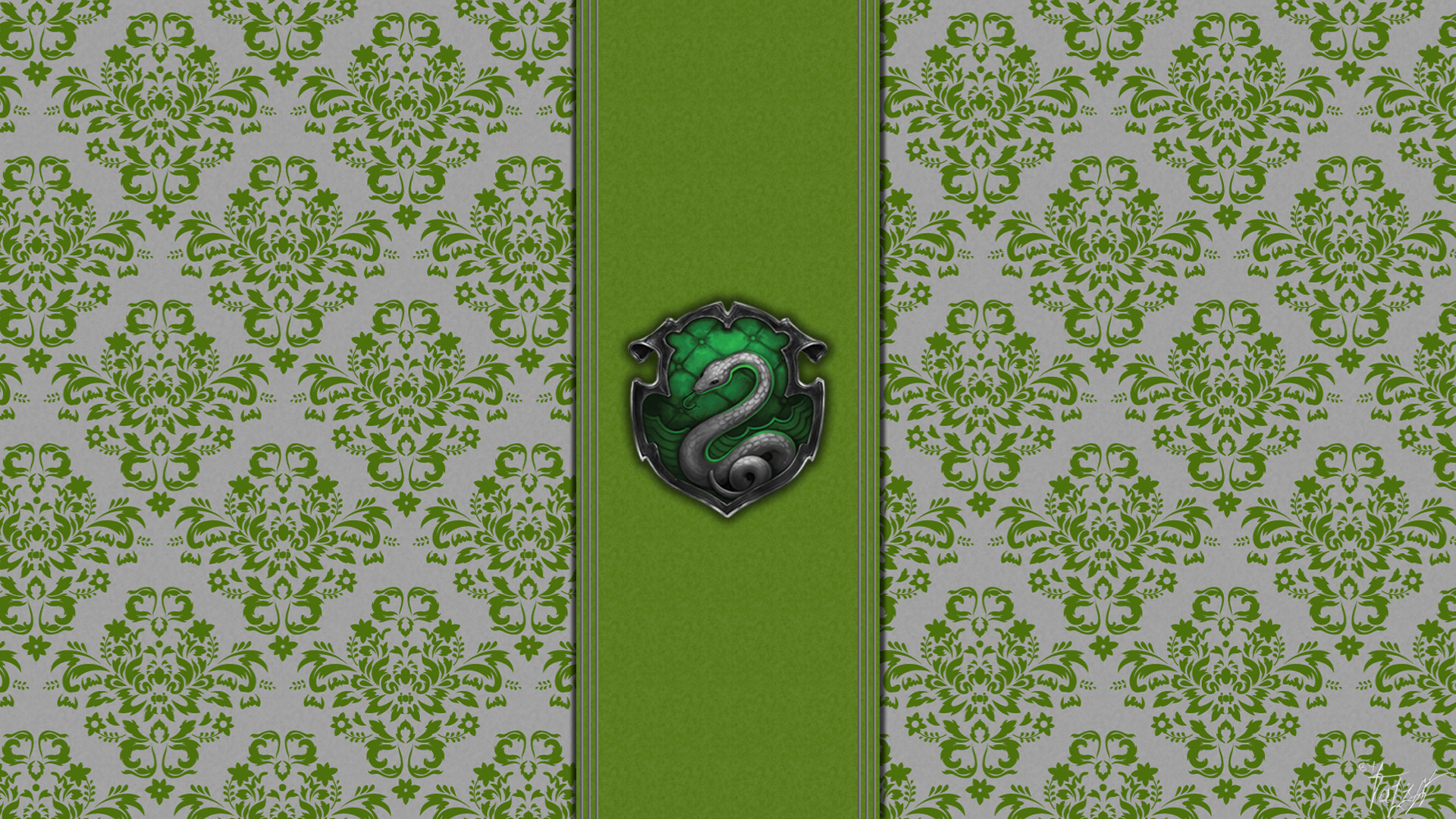 hogwarts_house_wallpaper___slytherin_by_theladyavatar-d4ol92u.jpg  (1920×1080) | Harry Potter and the Pinterest Board | Pinterest | Slytherin, Harry  potter …