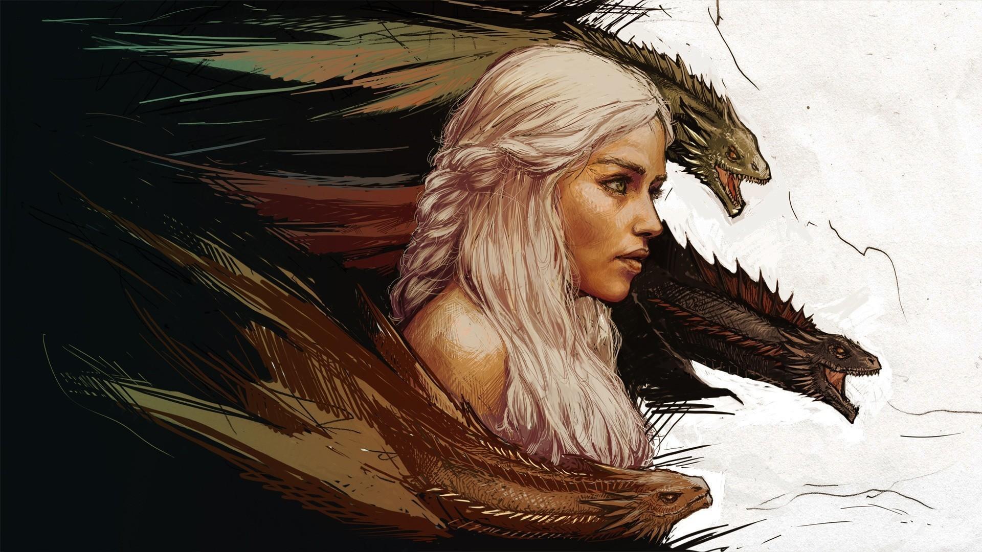 Daenerys Targaryen – Game of Thrones Wallpaper #1743