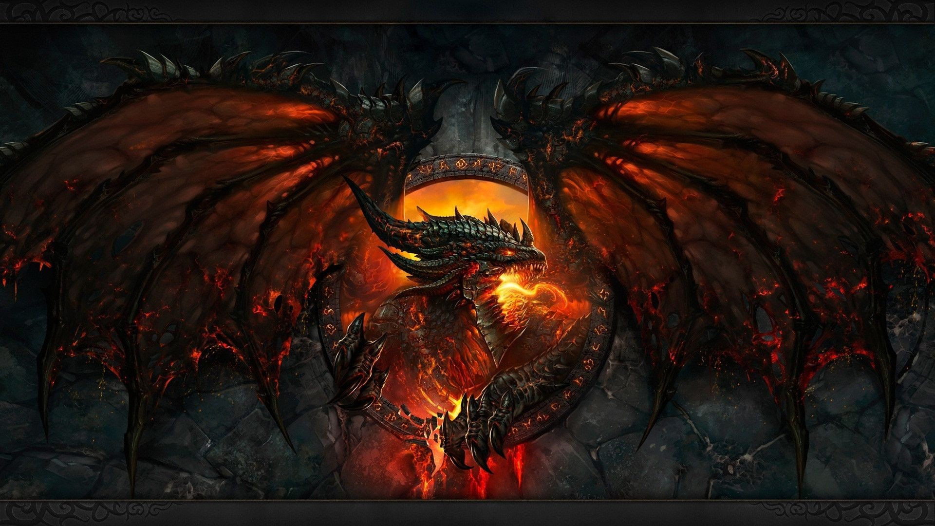 Fire Dragon wallpapers 1080p