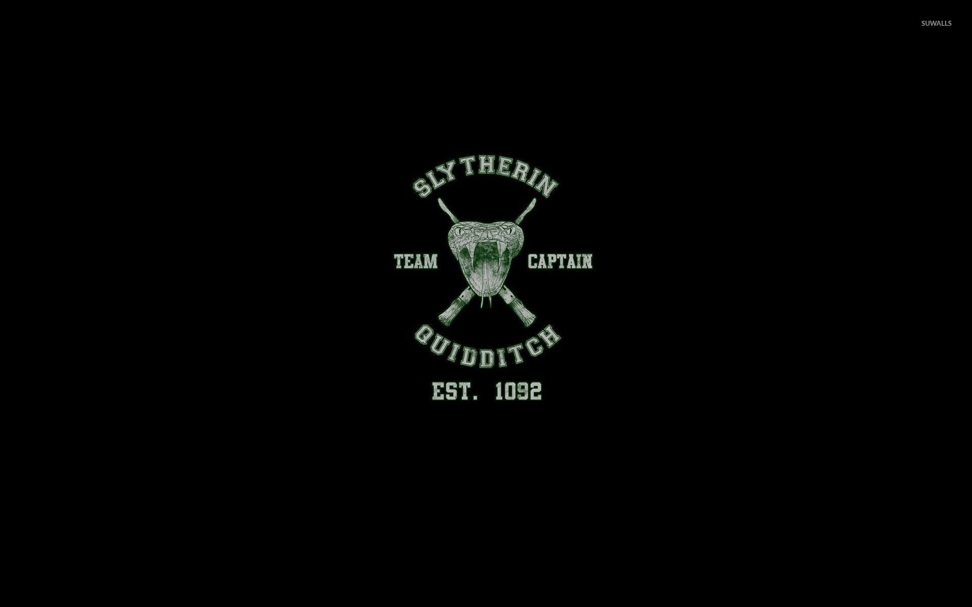 Slytherin Quidditch team – Harry Potter wallpaper jpg