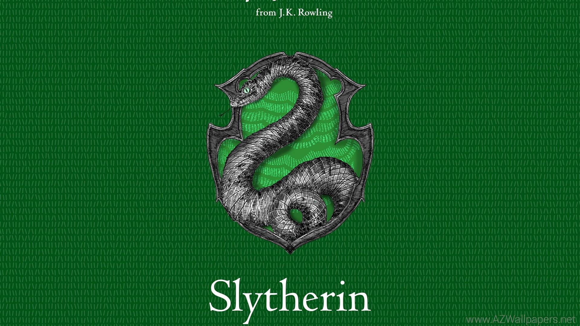 Pottermore Slytherin Images Pack Desktop Background