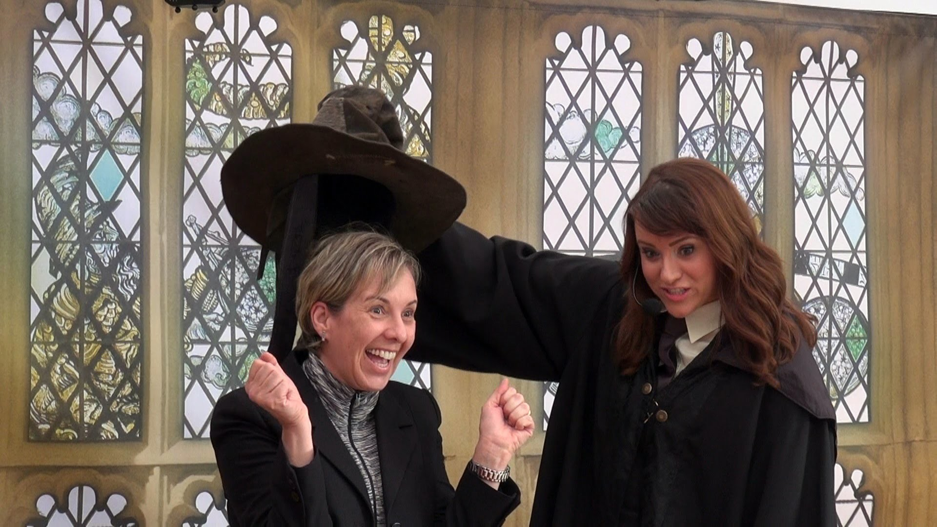 SORTING HAT – All 4 Houses – Gryffindor Hufflepuff Ravenclaw Slytherin –  Celebration Of Harry Potter – YouTube
