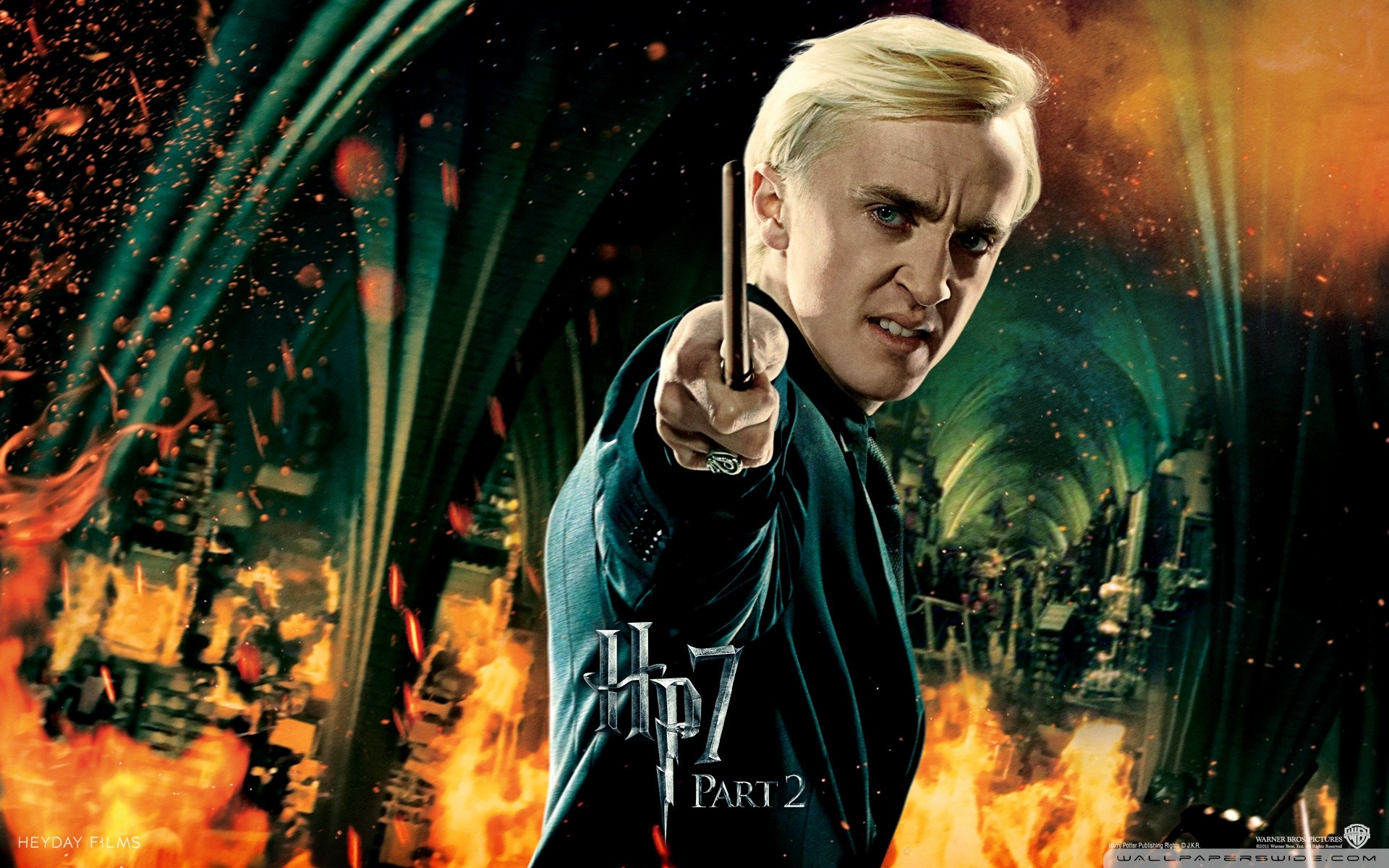 Tom Felton (Harry Potter and the Deathly Hollows