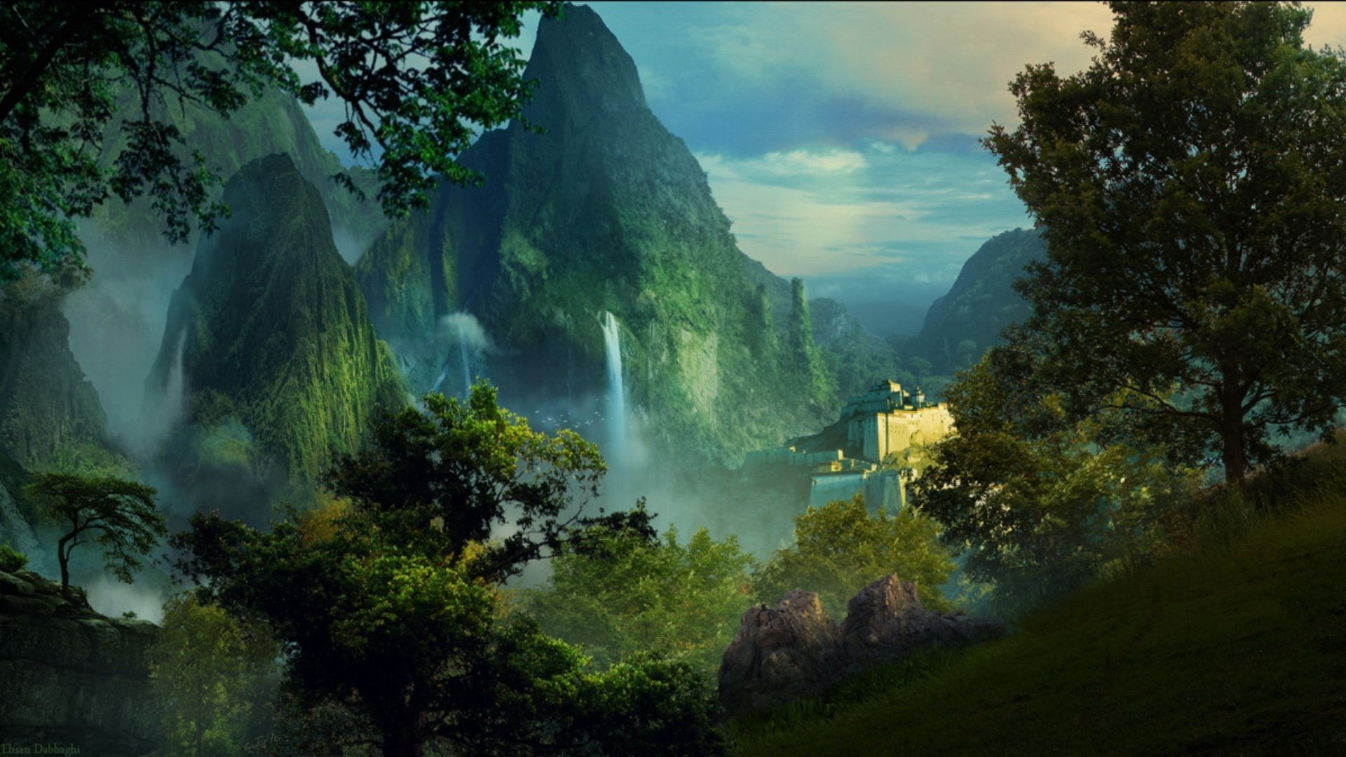 Fantasy Wallpaper Hd HD Fantasy Hd Wallpapers Download Free