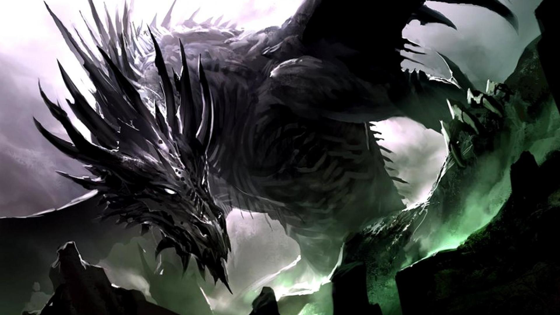 Black Dragon Wallpaper HD 7 hd background hd screensavers hd wallpaper .