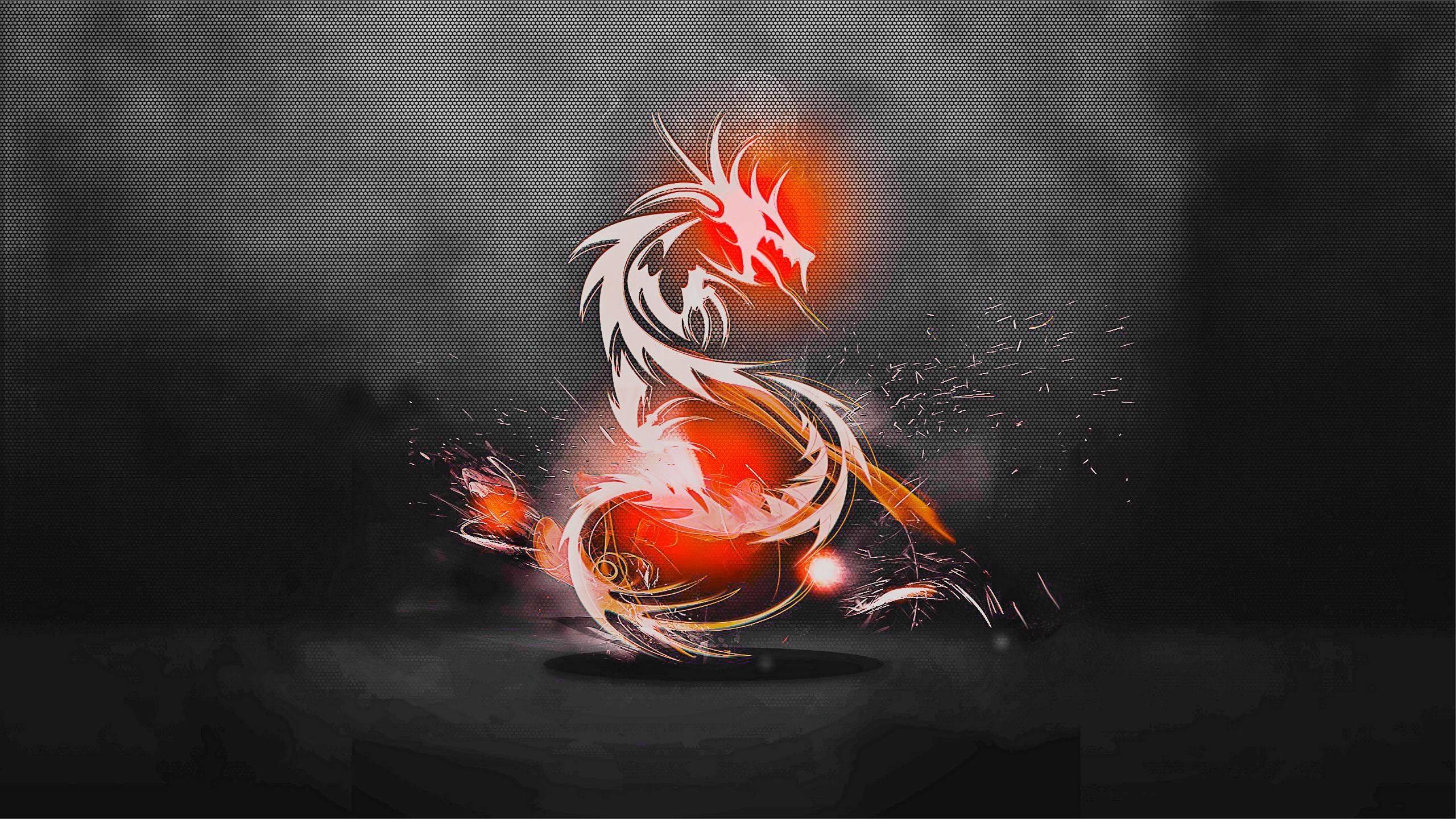 Red Dragon Wallpaper | Wallpaper Color