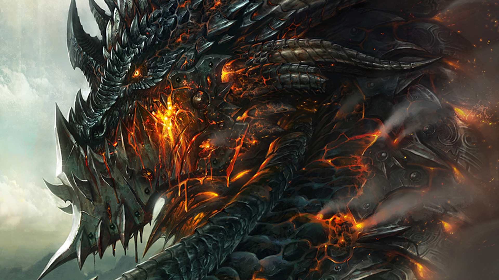 Dragon Wallpapers Images Desktop.