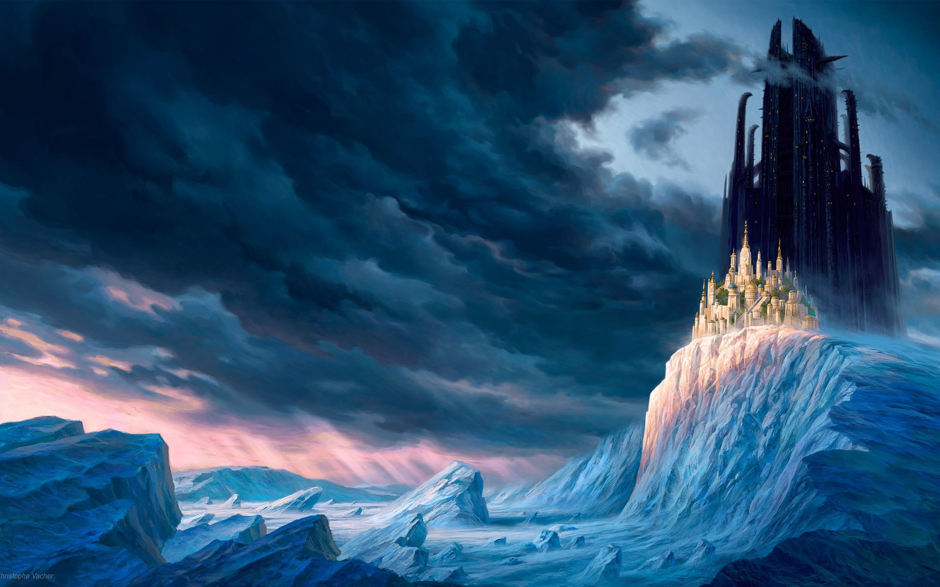Fantasy Backgrounds (58 Wallpapers)