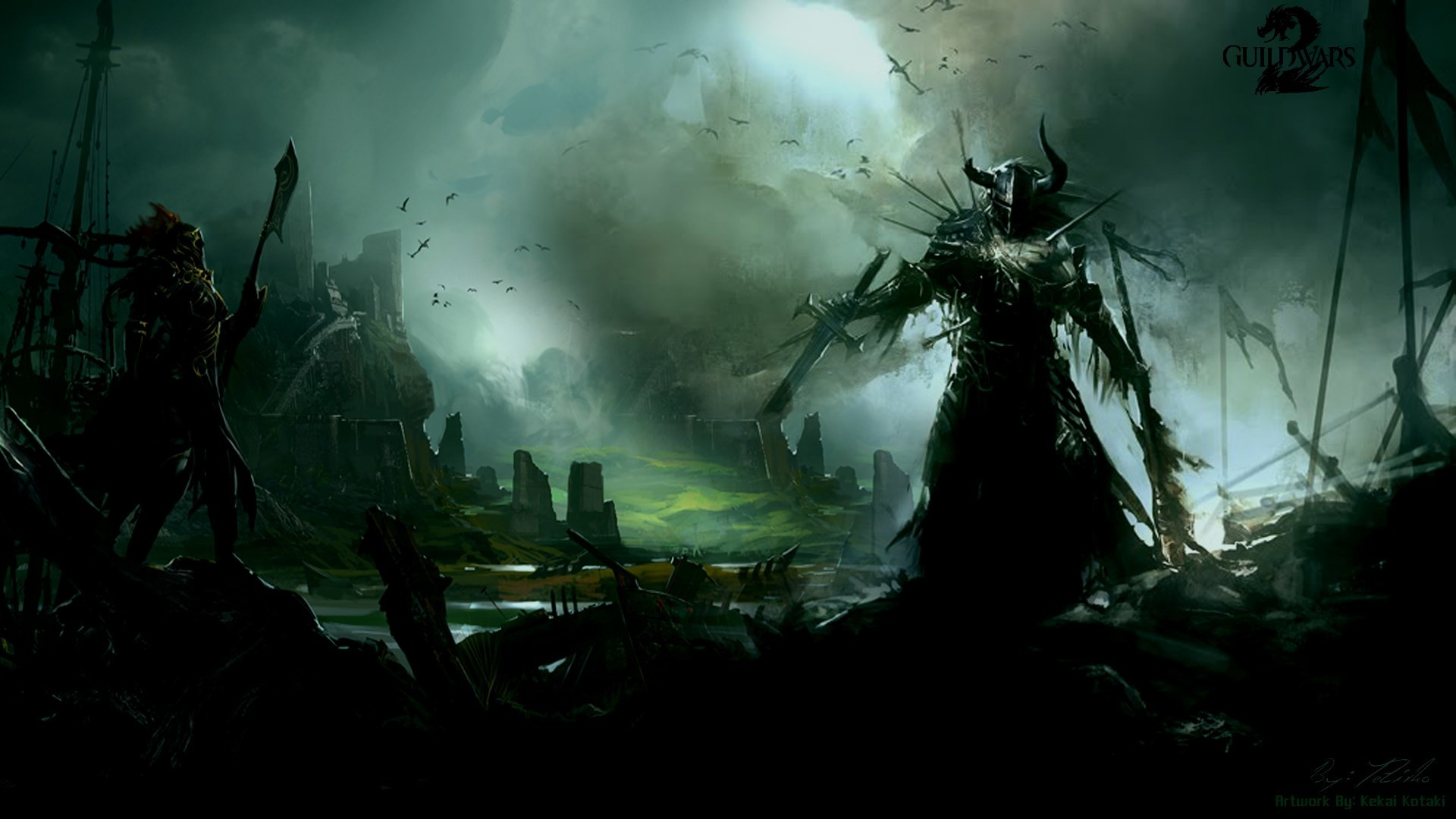 epic fantasy wallpapers …