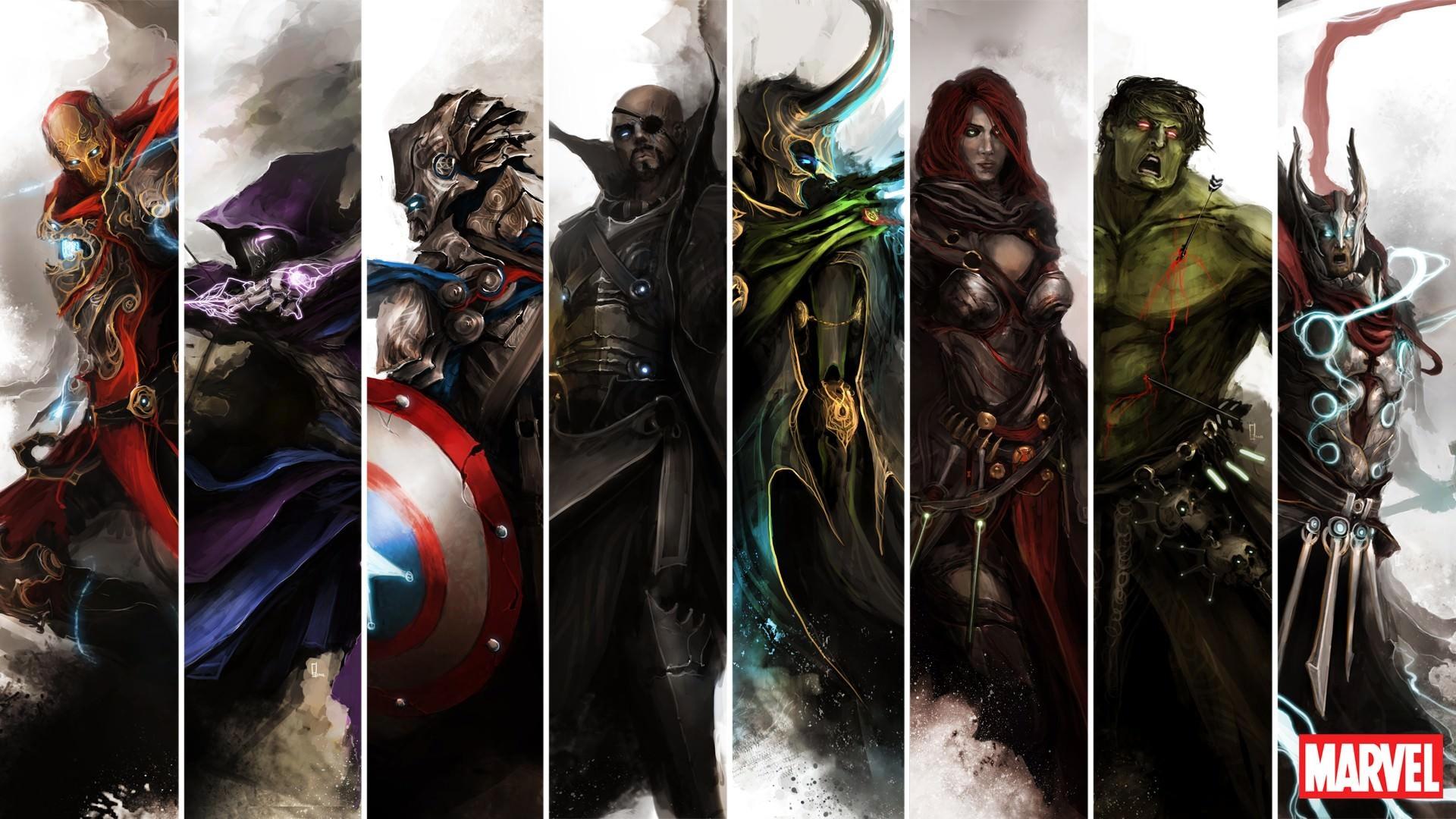 Epic Fantasy Wallpapers Dark Widescreen