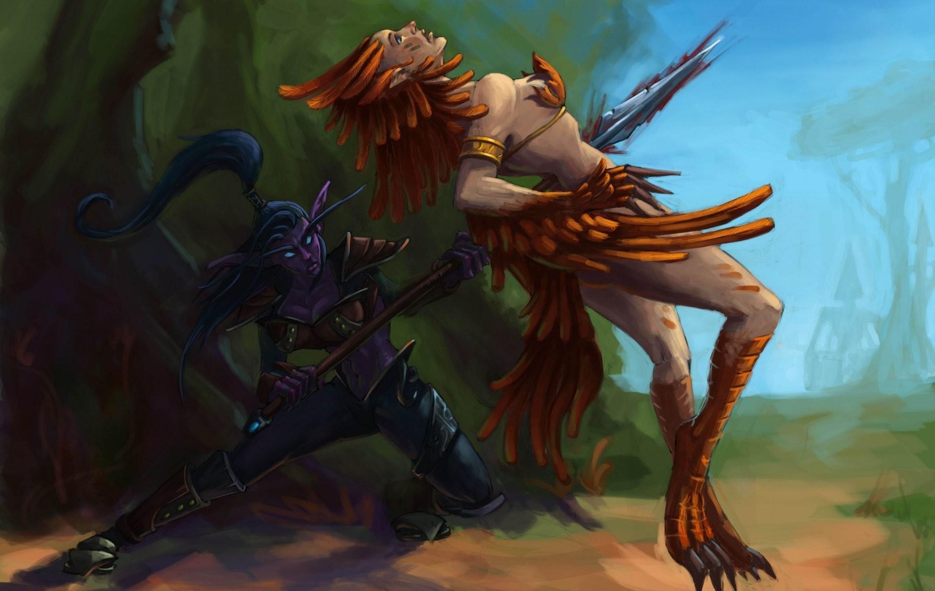 Sexy wallpaper wow Warcraft Wallpaper,
