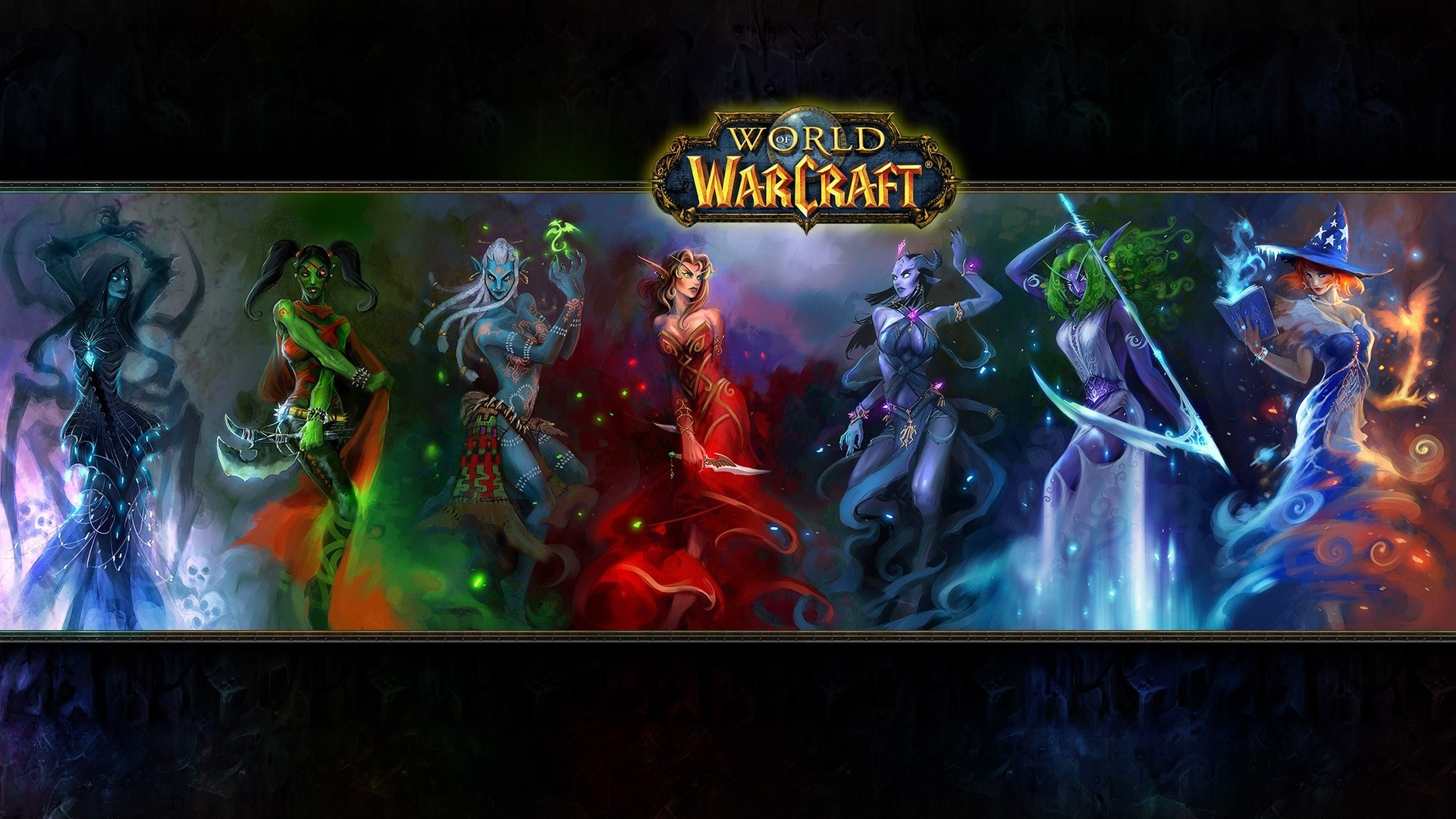 Tags: Anime, Warcraft, Orc (Warcraft), Blood Elf, Troll (
