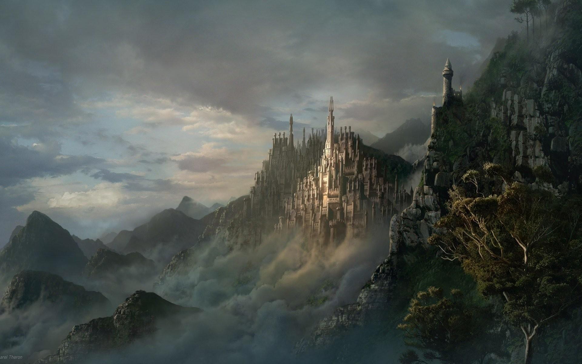 HD Wallpaper | Background ID:146685. Fantasy Castle
