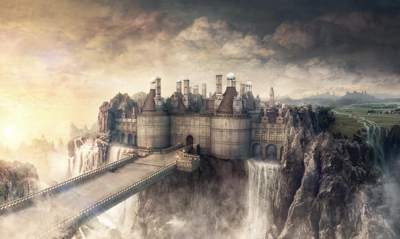 HD Wallpaper | Background ID:300855. Fantasy Castle