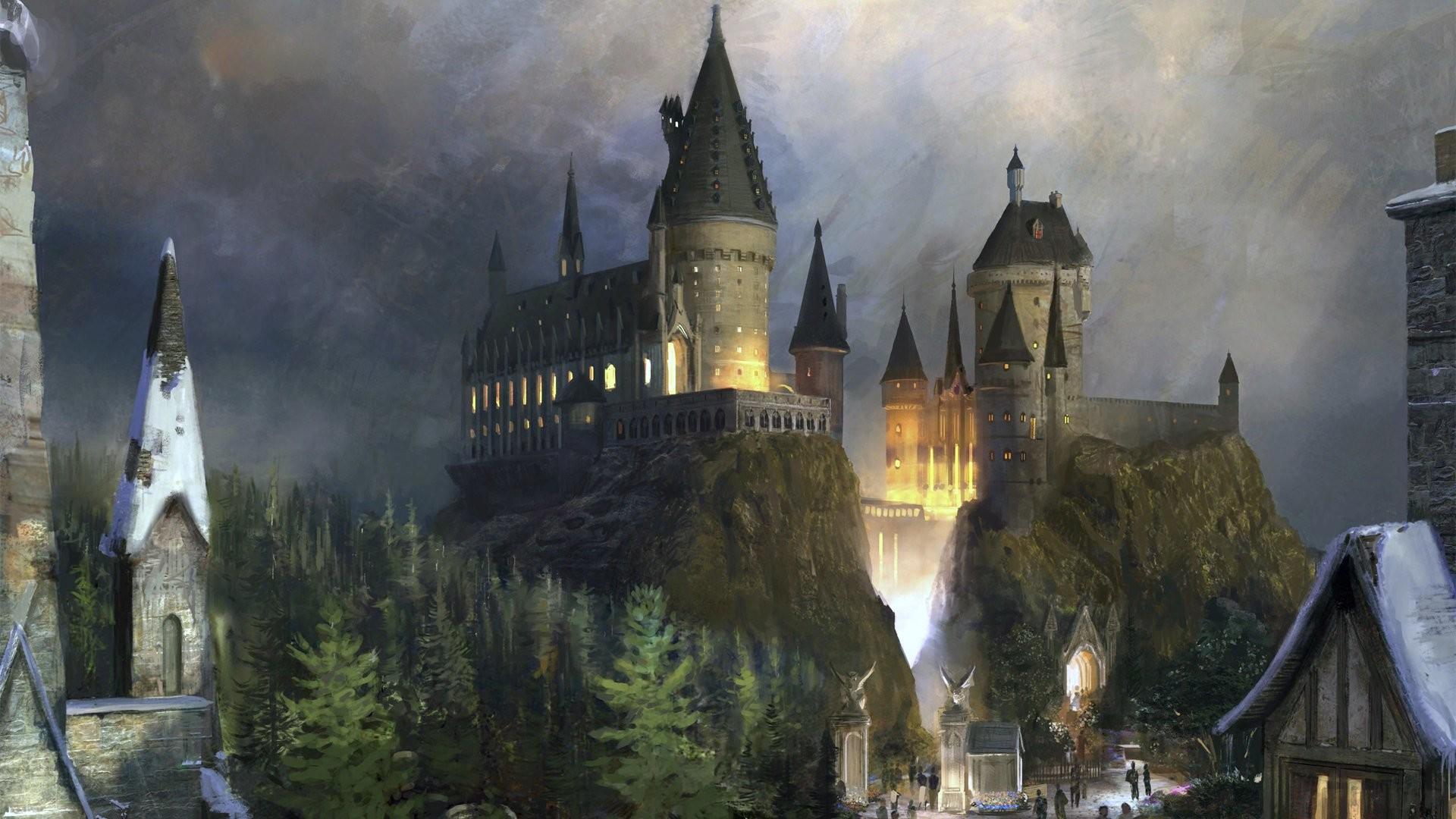 HD Wallpaper | Background ID:122706. Fantasy Castle