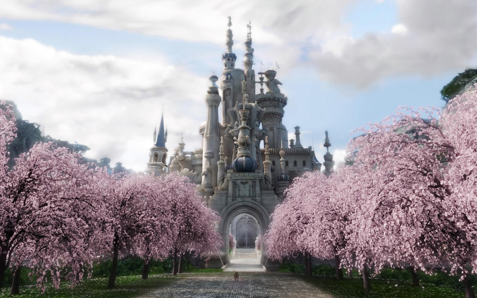 Castles HD Wallpapers Backgrounds Wallpaper
