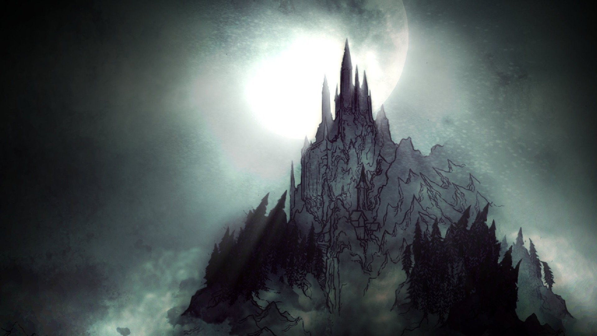 Dark Castle Computer Wallpapers Desktop Backgrounds x