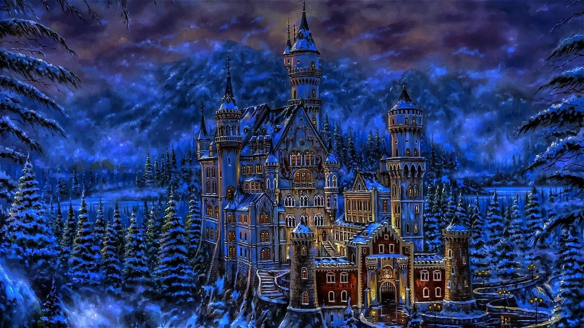 Fantasy Castles 330693