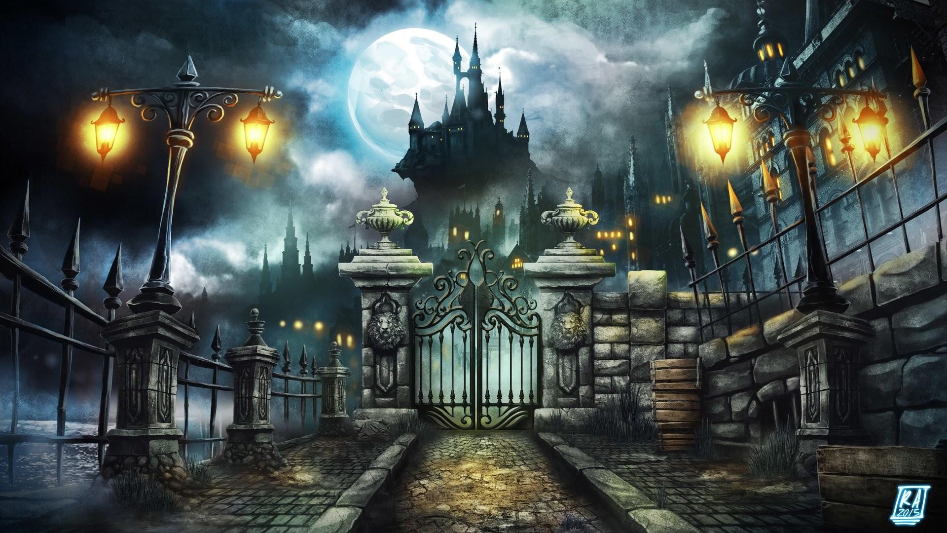 HD Wallpaper | Background ID:752340. Fantasy Castle