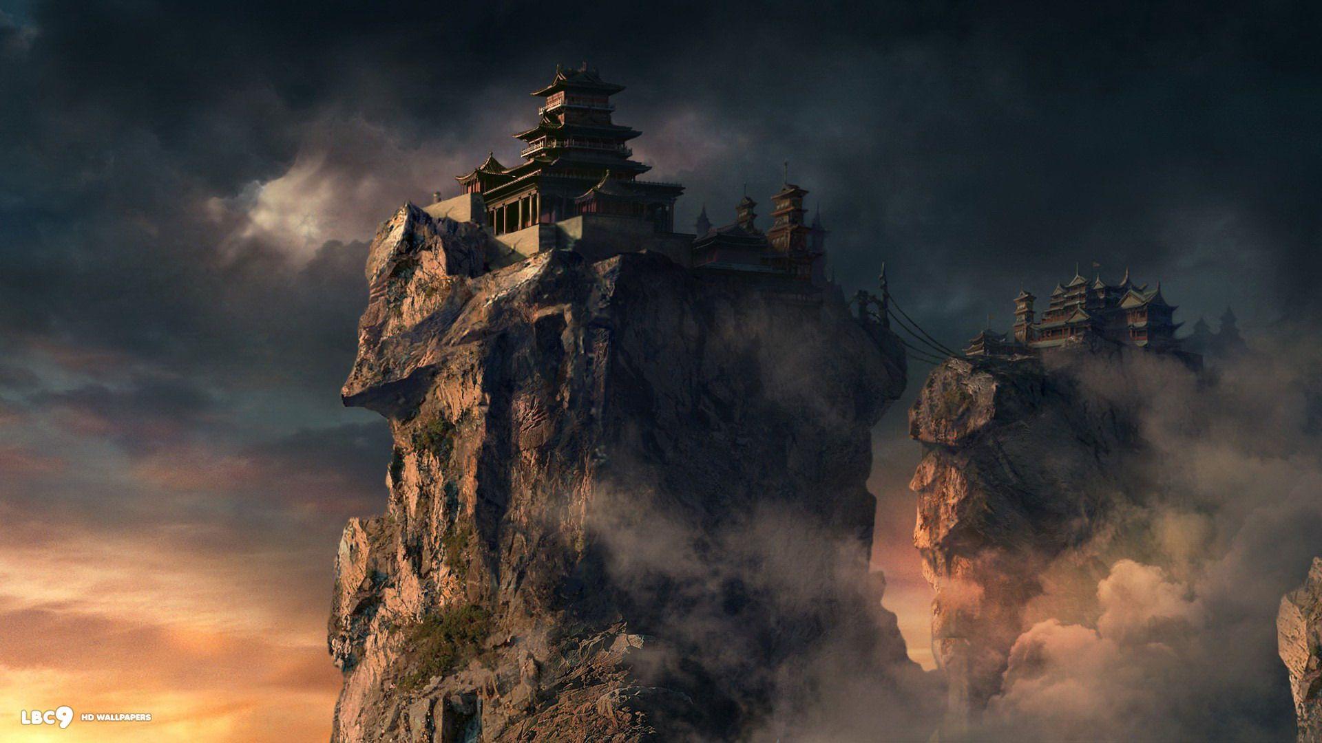 Fantasy Art Castle wallpapers desktop
