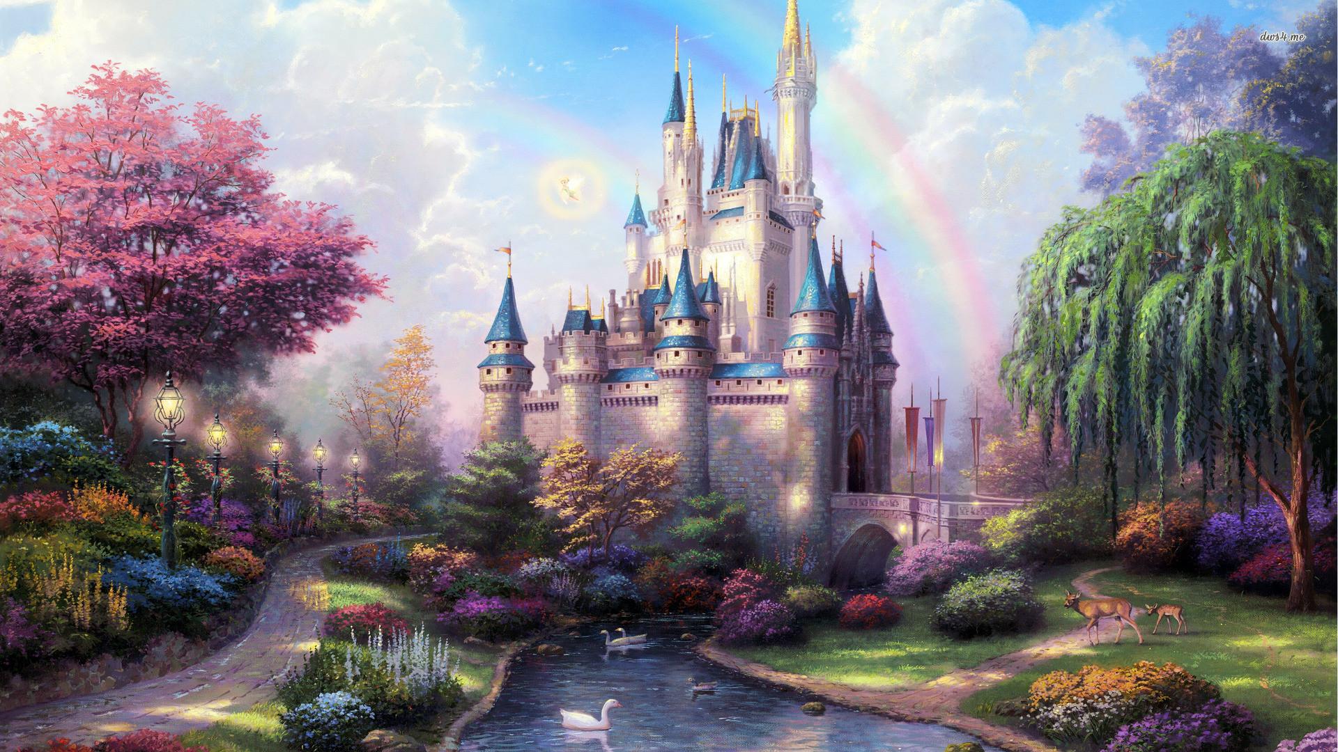 … castle wallpaper 5 …
