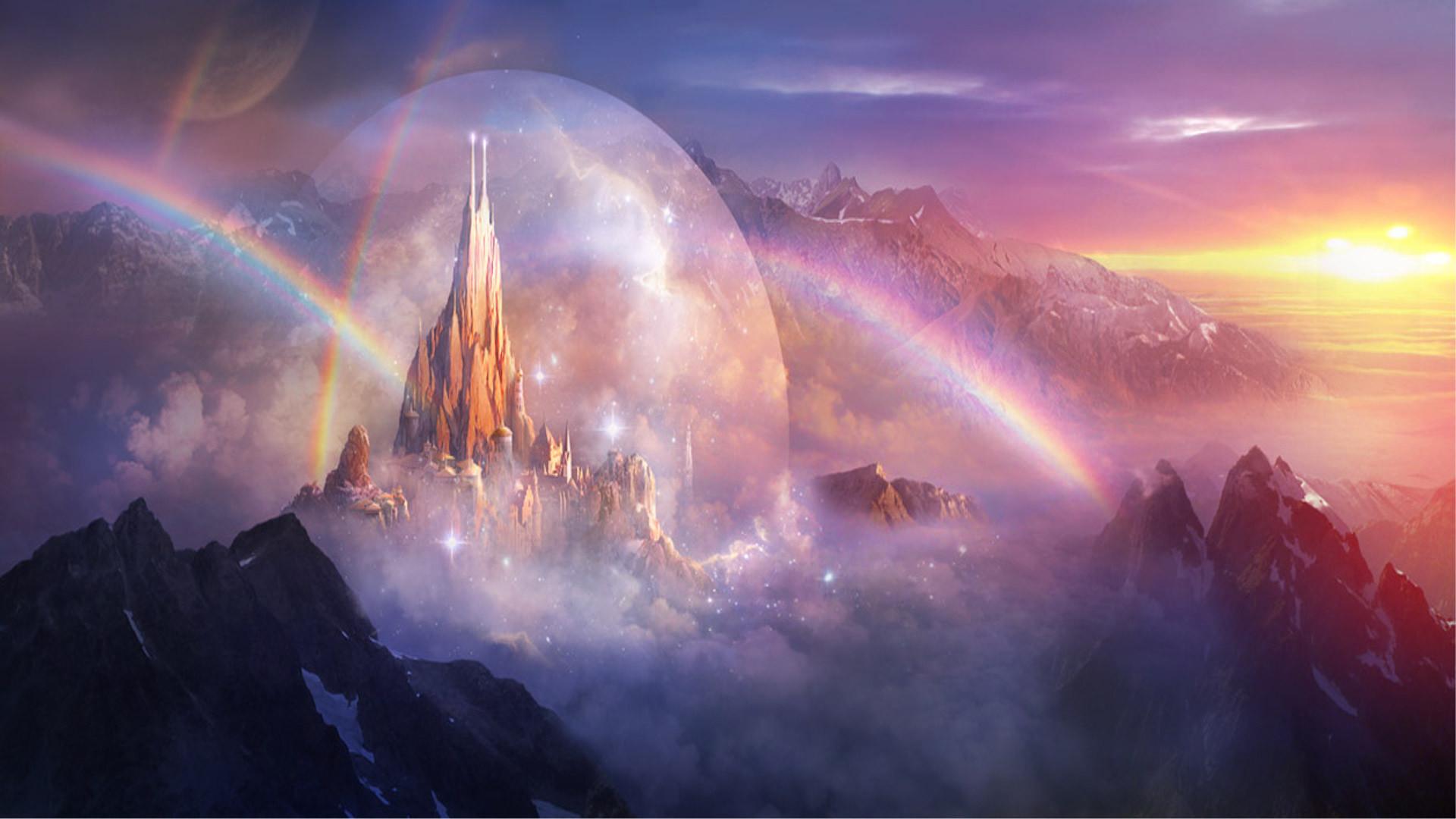 HD Wallpaper | Background ID:271236. Fantasy Castle