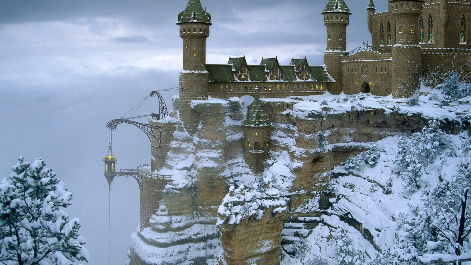 Fantasy Castle 460899 …