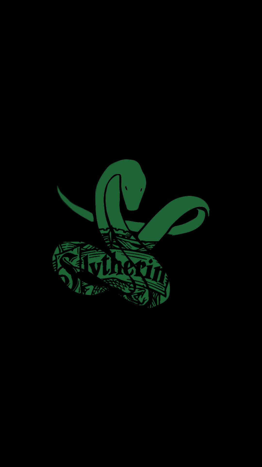 Slytherin Iphone 7 Wallpaper