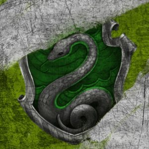 Slytherin iPhone