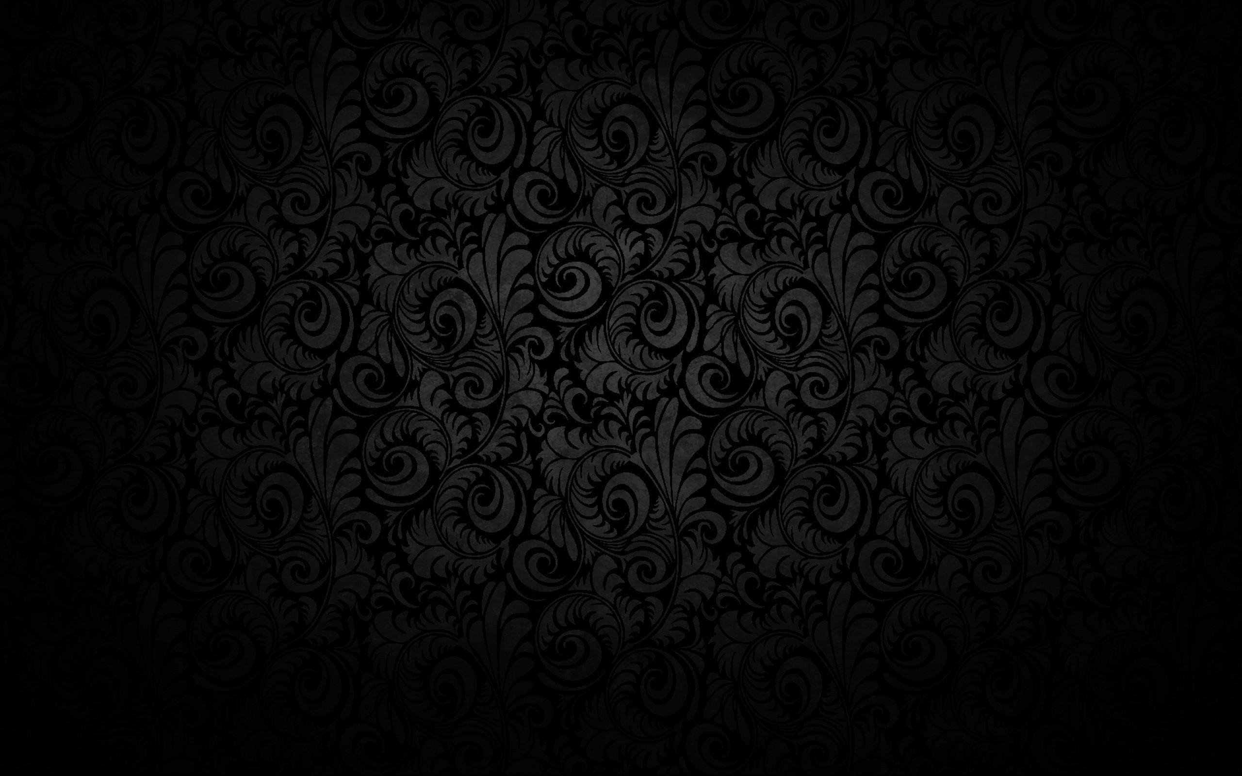 … black wallpaper backgrounds wallpapersafari …