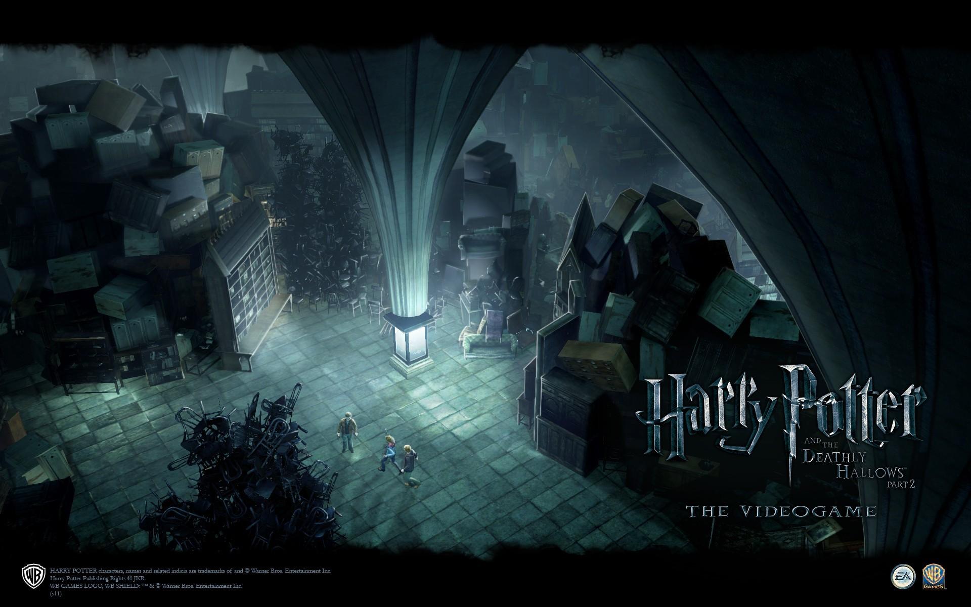 Harry Potter Wallpaper HD