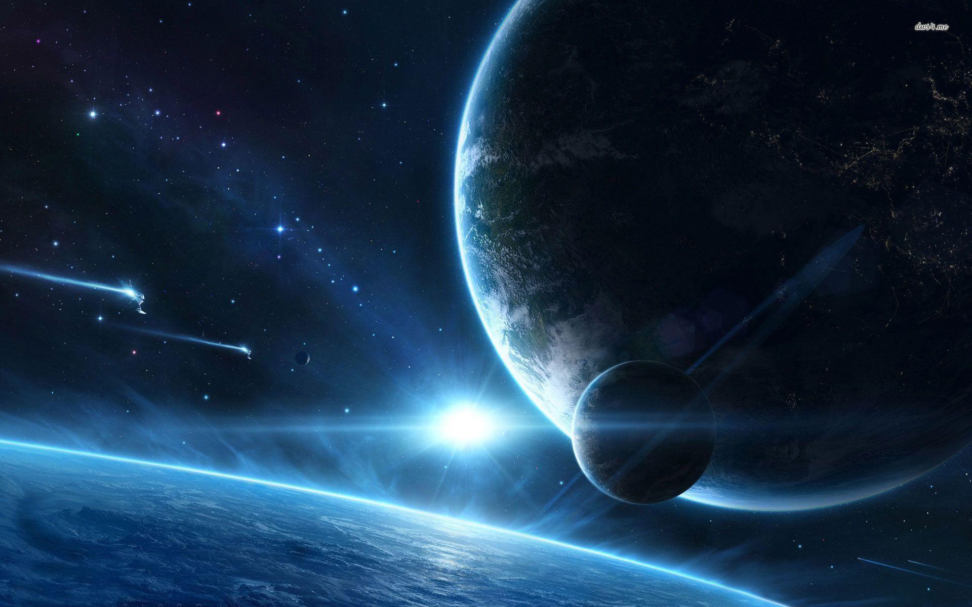 Planets wallpaper – Fantasy wallpapers – #
