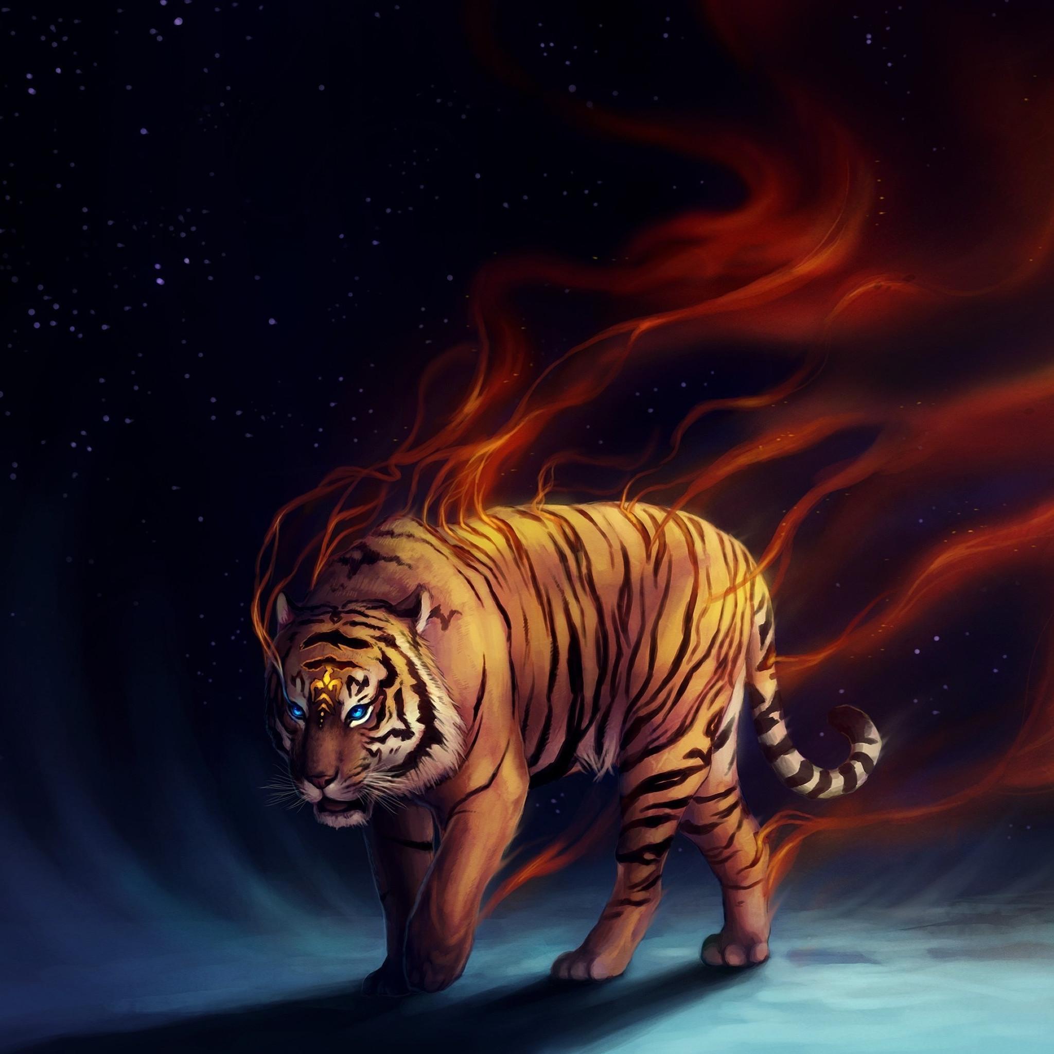 tiger wallpaper for ipad – wallpapersafari