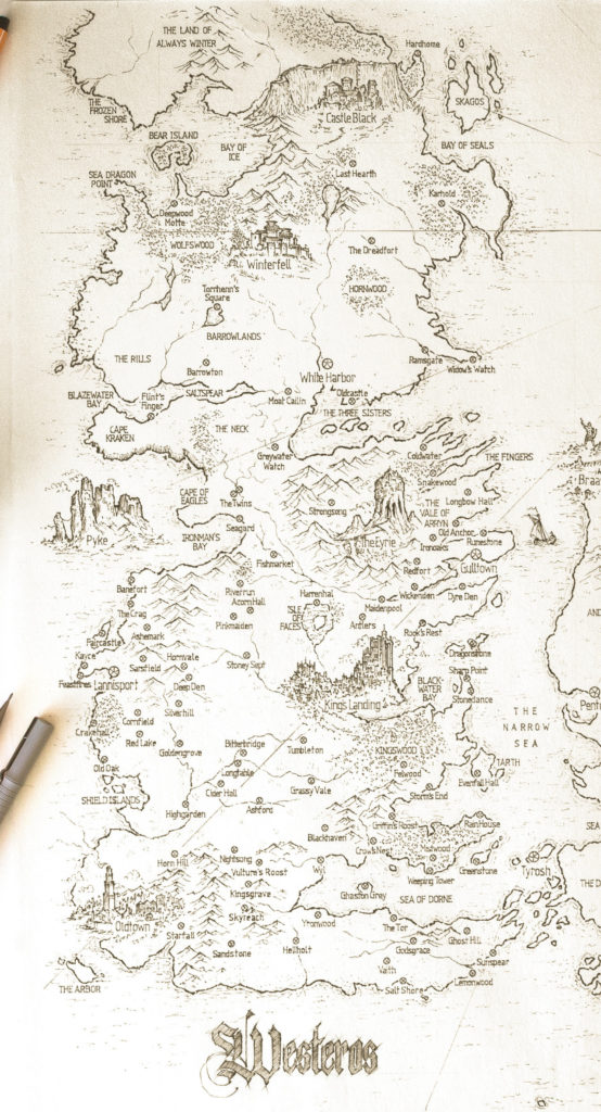 … ASOIAF Speculative World Map – Westeros Full by lucas-reiner