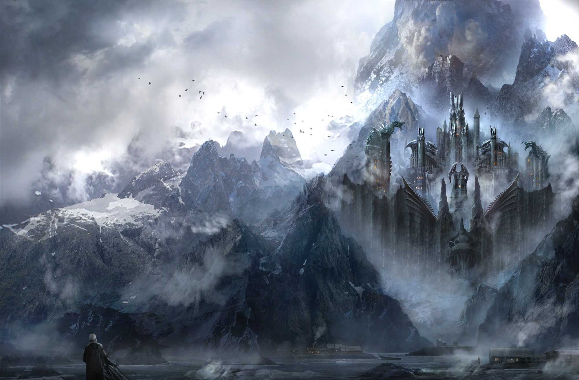 [EVERYTHING]The Castles of Westeros : gameofthrones