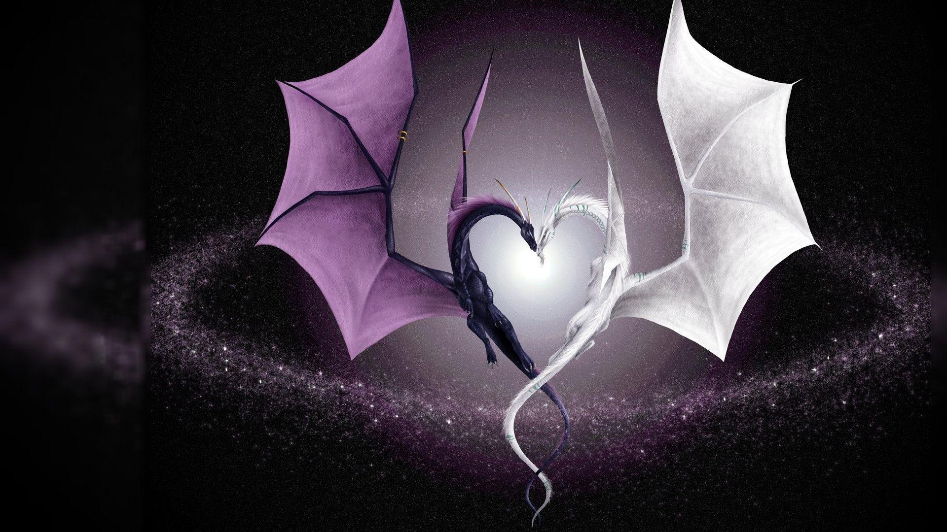 Purple Dragon Wallpapers – Wallpaper Cave   Dragons   Pinterest .