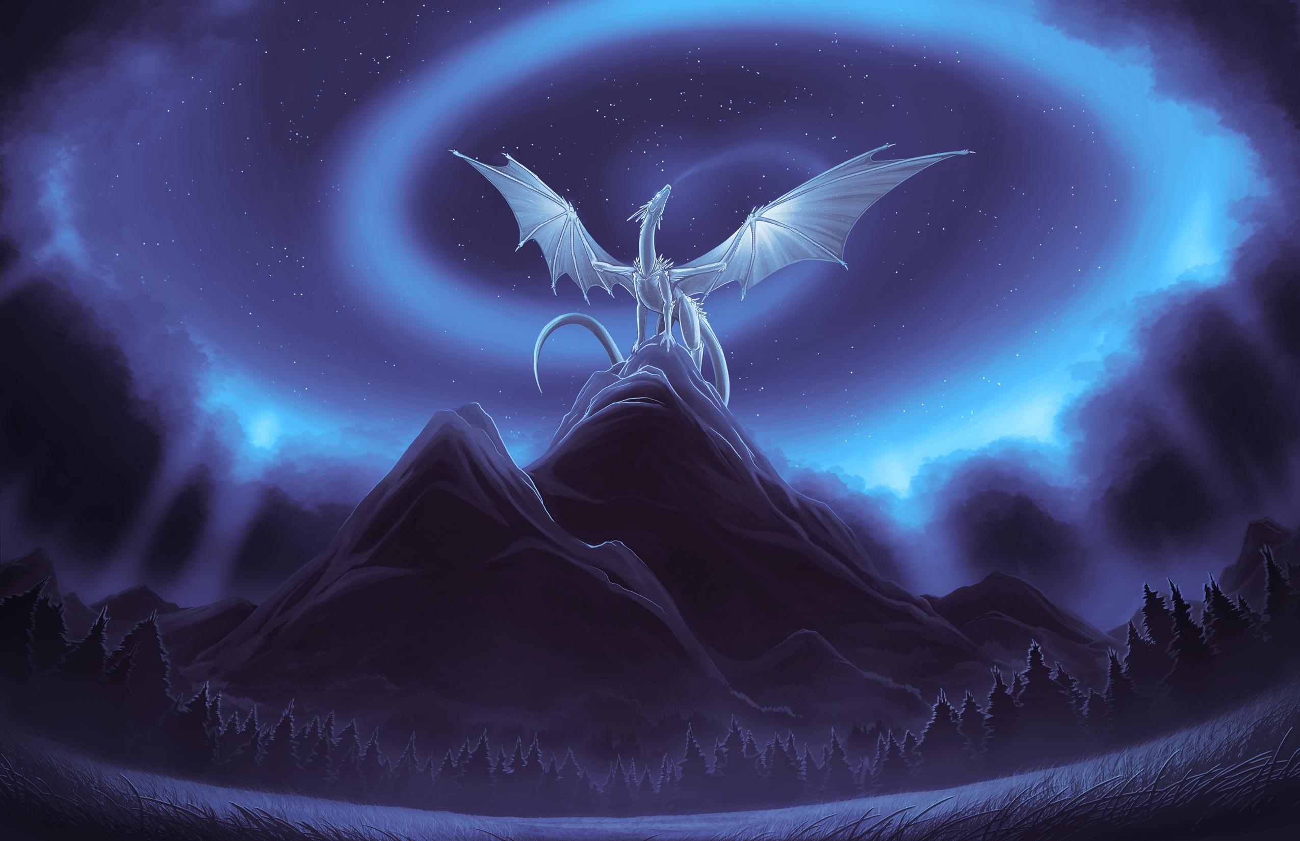 fantasy dragon Wallpaper Backgrounds