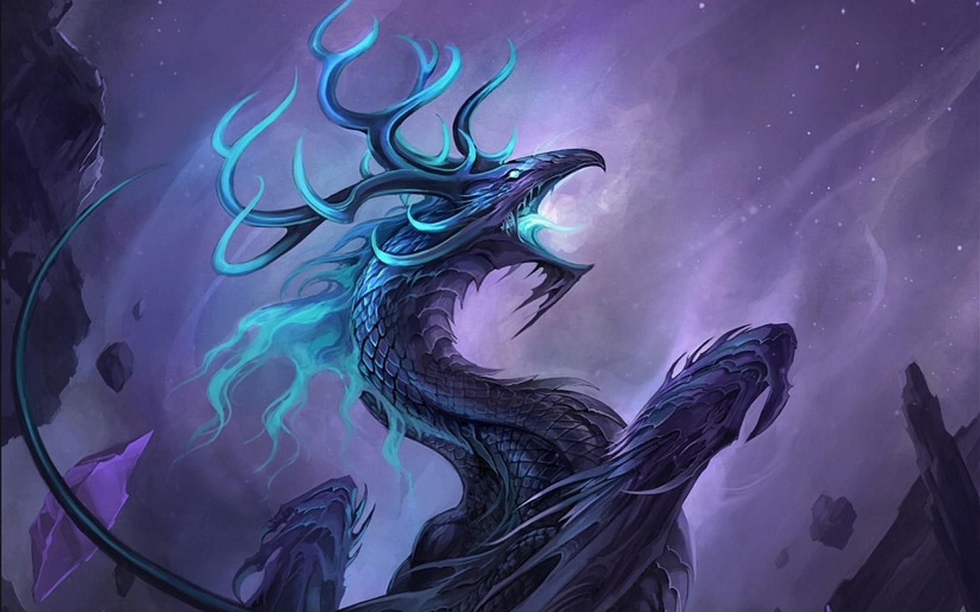 Dragon fantasy artwork art dragons wallpaper     650400    WallpaperUP
